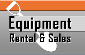 Equipment Rental and Sales