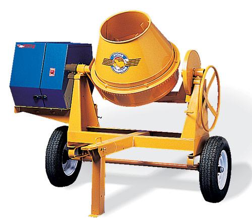 Construction and Masonry Equipment: Equipment Rental and